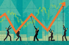 Why must one be careful while investing in the stock market?